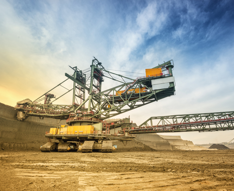 Heavy Equipment & Mining